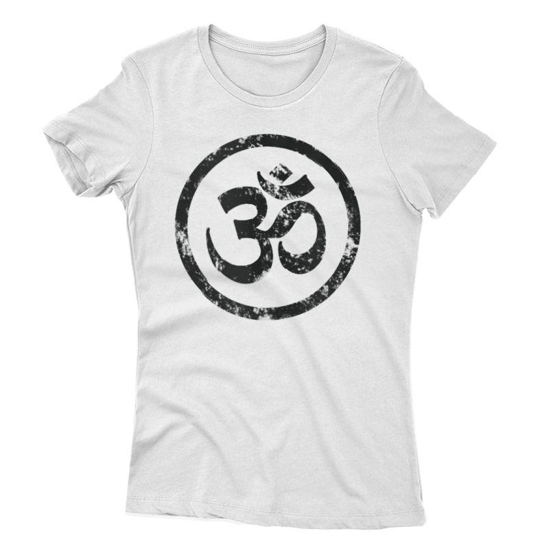 Buddhist Symbol Om Tshirt Cool Buddhism Yoga Tao Zen Tee Tank Top