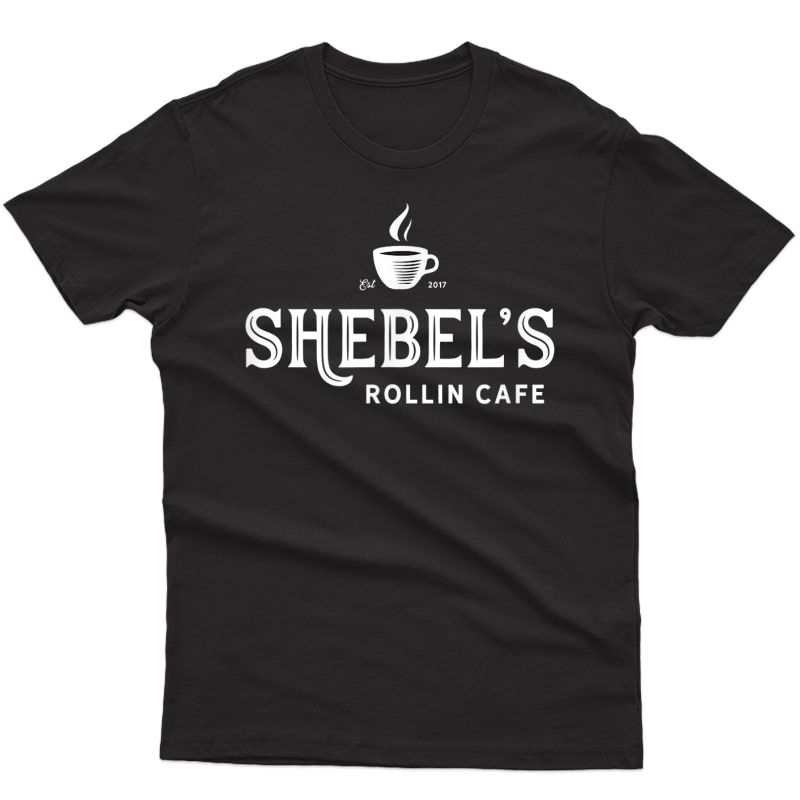 Coffee Tee Espresso Cup Coffee Lovers Coffee Shop Shebels T-shirt