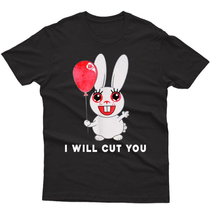Cut You T-shirt