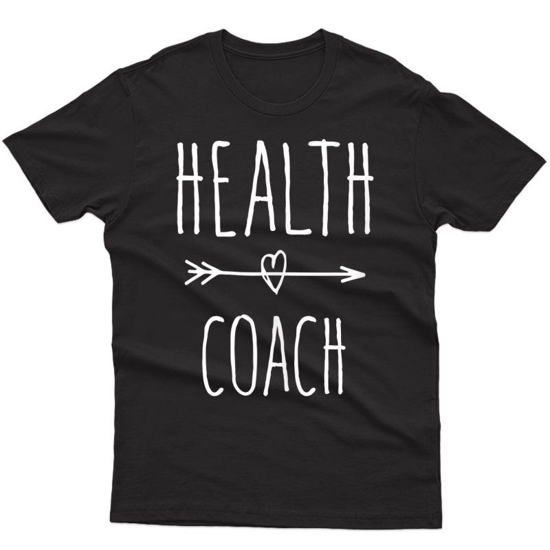 Ness Heath Coaching Dietitian Health Coach Gift Tank Top Shirts