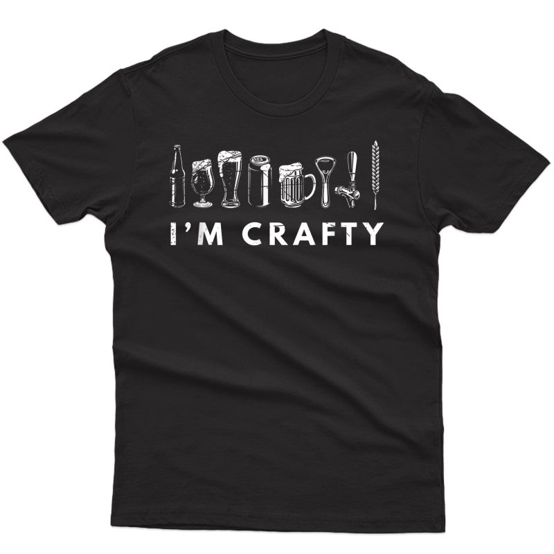 Funny Brewer Craft Beer T-shirt