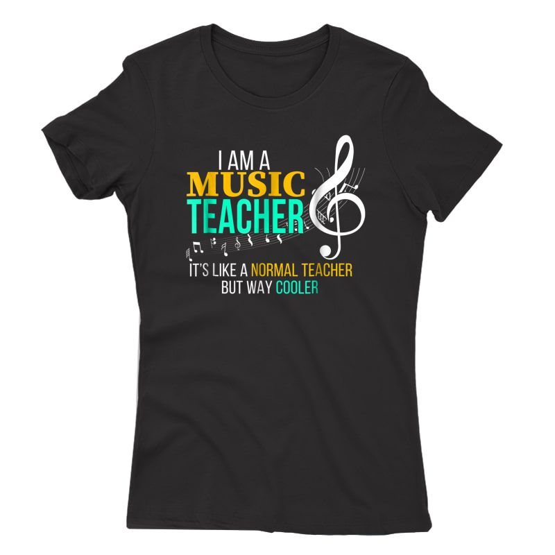 Funny Music Tea T Shirt Music Tea Cool Tea Gifts