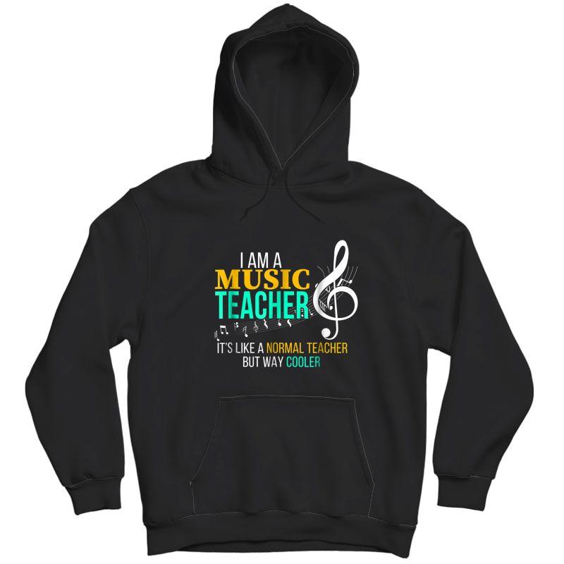 Funny Music Tea T Shirt Music Tea Cool Tea Gifts Unisex Pullover Hoodie