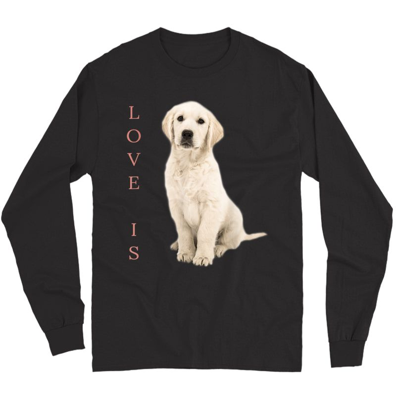 Labrador Retriever Shirt Lab Dog Mom T-shirt Long Sleeve T-shirt