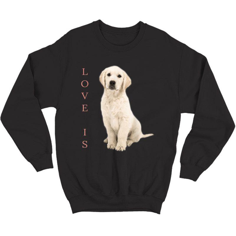Labrador Retriever Shirt Lab Dog Mom T-shirt Crewneck Sweater