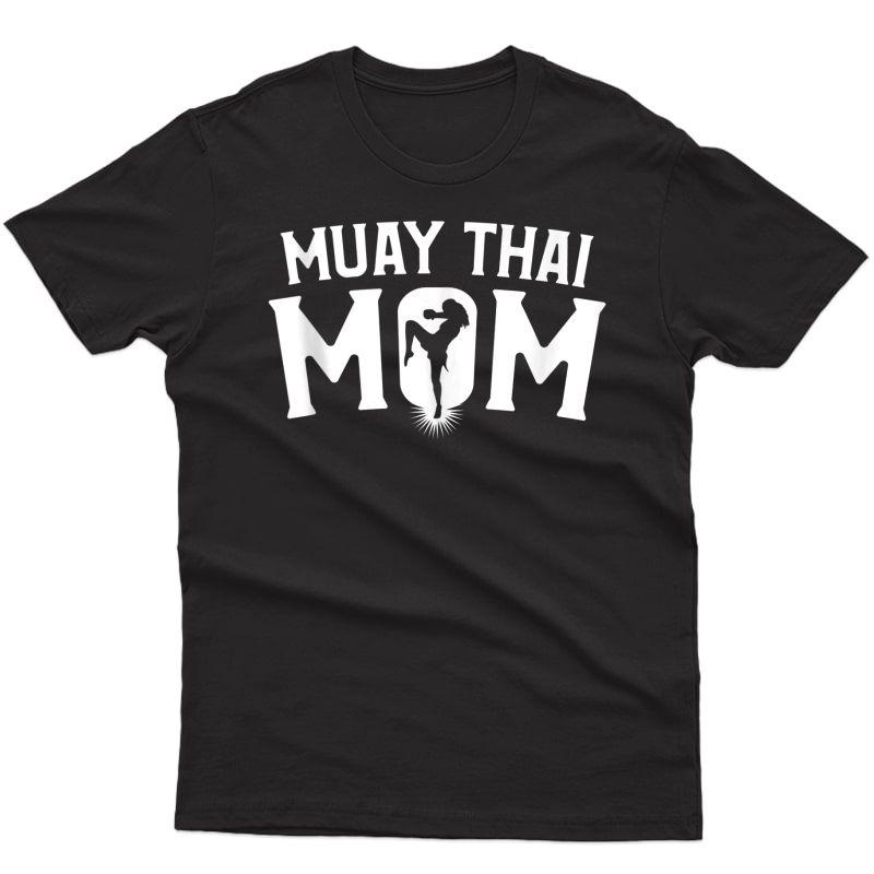 Muay Thai Mom Nak Muay Boxing Workout Tank Top Shirts