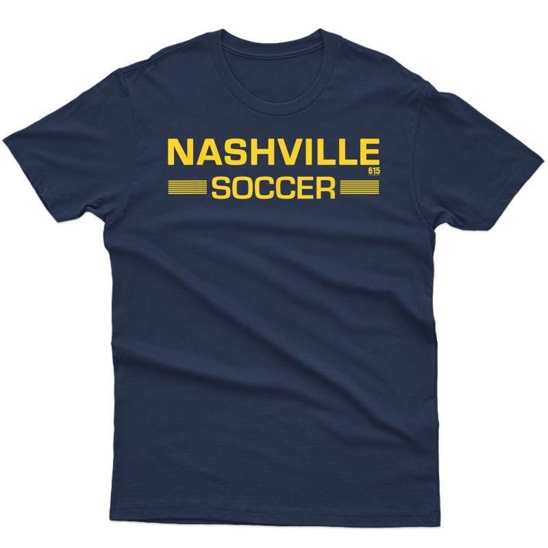 Nashville Soccer T-shirt