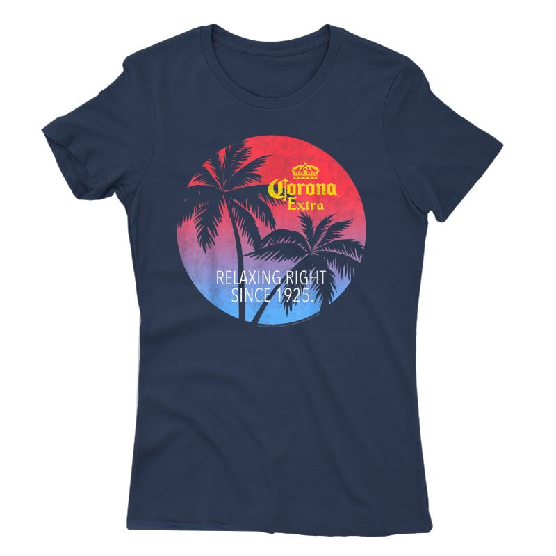 Corona Extra T Shirt For Beer Lovers T-shirt