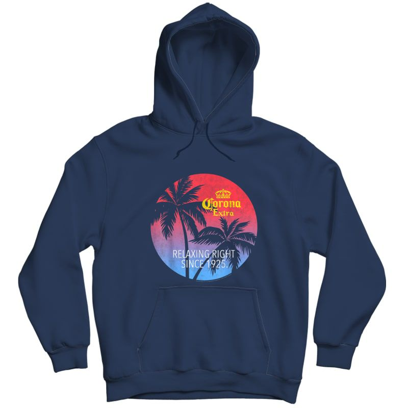 Corona Extra T Shirt For Beer Lovers T-shirt Unisex Pullover Hoodie
