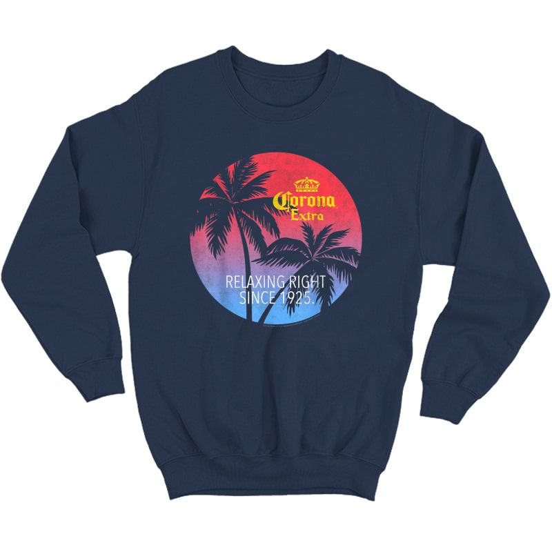 Corona Extra T Shirt For Beer Lovers T-shirt Crewneck Sweater