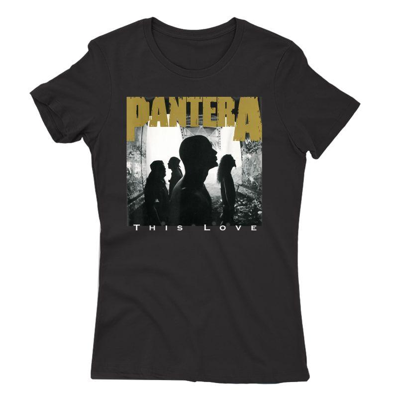 Pantera This Love T-shirt