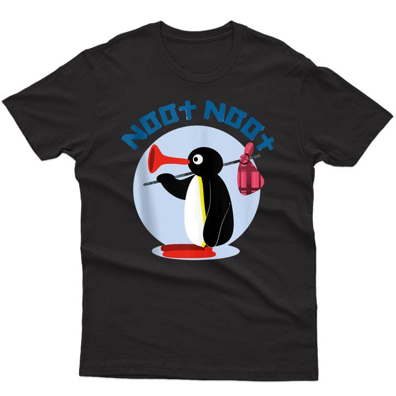 Pin-gu Penguin No-ot Noot Noot Halloween Costume Tank Top Shirts