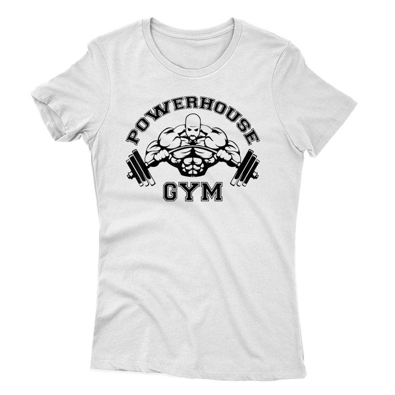 Powerhouse Gym Edition 4 Shirts