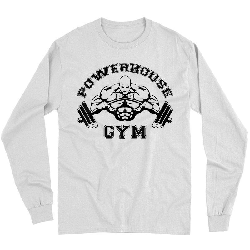 Powerhouse Gym Edition 4 Shirts Long Sleeve T-shirt