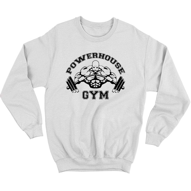 Powerhouse Gym Edition 4 Shirts Crewneck Sweater