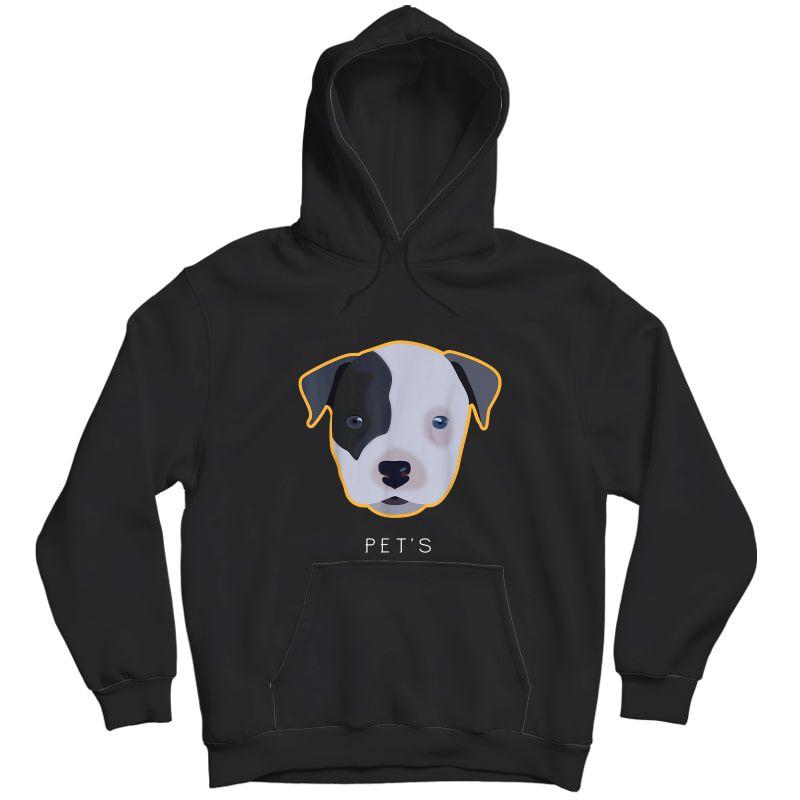Puppy-dog By Gitadesign#1 T-shirt Unisex Pullover Hoodie