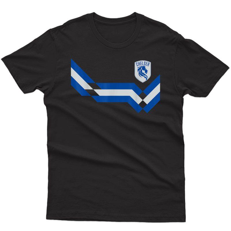Retro Chelsea Vintage Fan T-shirt