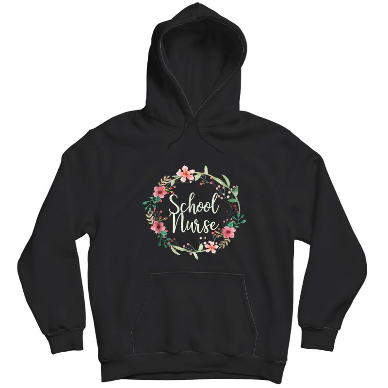 School Nurse, Medical Nursing Gift T Shirt For , 4d Unisex Pullover Hoodie
