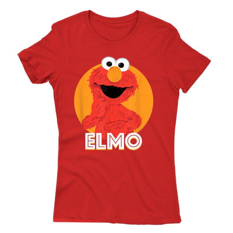 Sesame Street Elmo Scribble T-shirt
