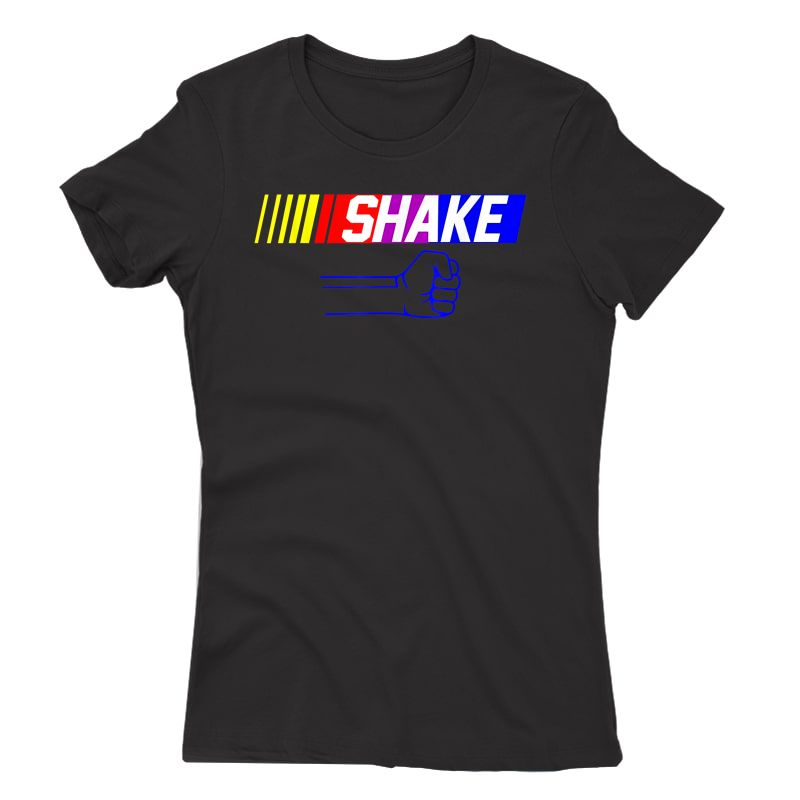 Shake And Bake Funny Family Lover Dad Daughter Son Matching T-shirt