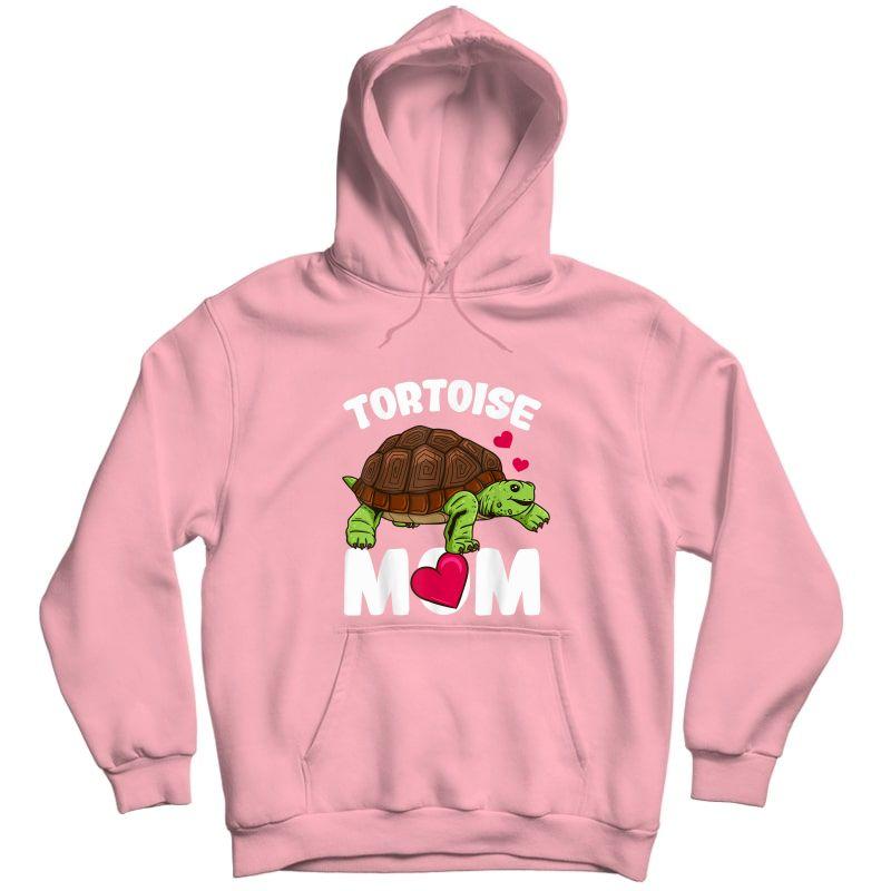 Tortoise Mom T-shirt Unisex Pullover Hoodie