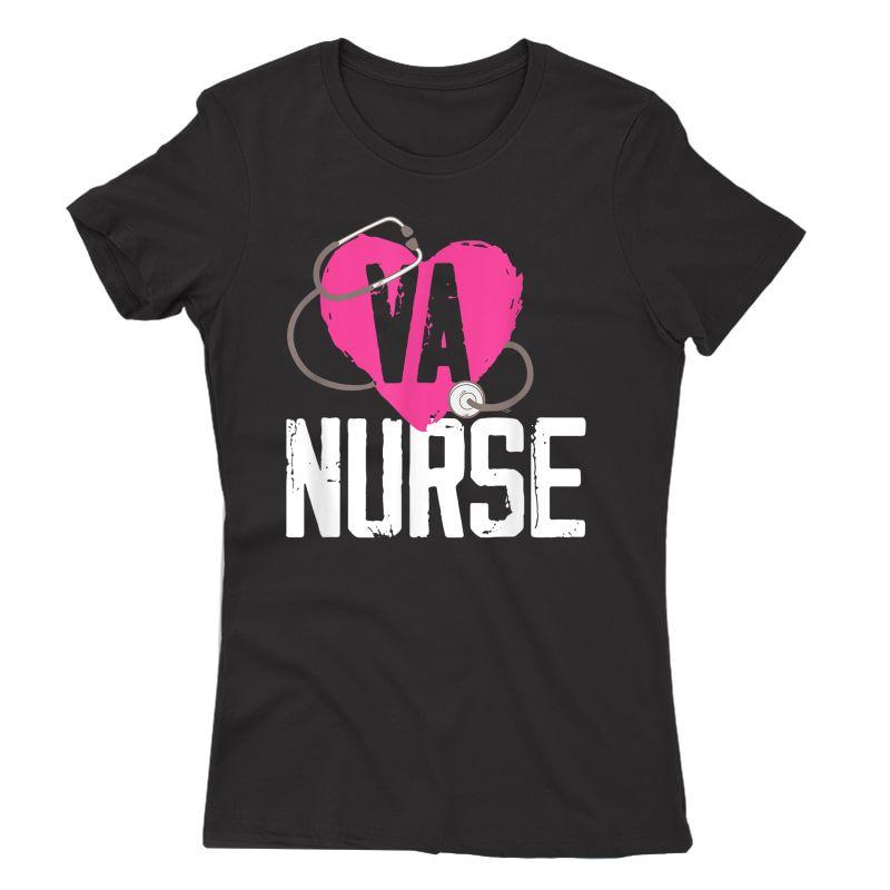 Va Nurse Veterans Affairs Nurse T-shirt