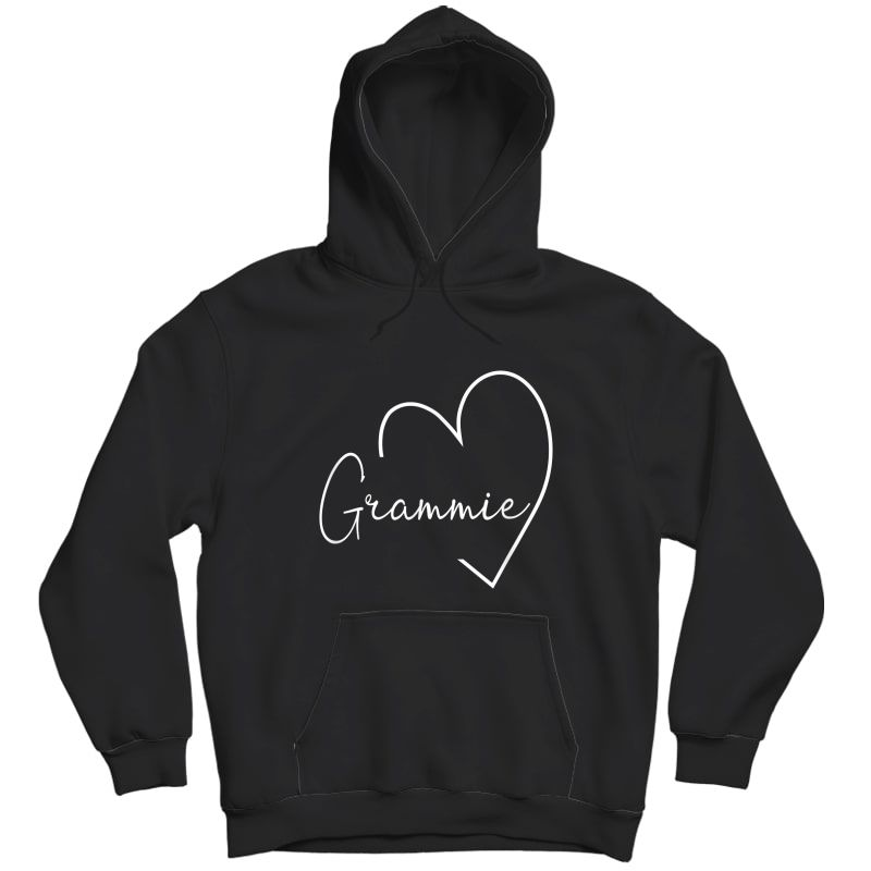 Grammie Gift Grandma Christmas Mother's Day T-shirt Unisex Pullover Hoodie