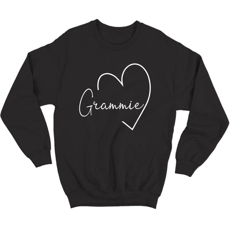 Grammie Gift Grandma Christmas Mother's Day T-shirt Crewneck Sweater